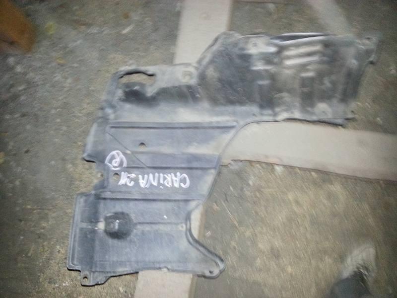Защита двс Toyota Carina AT212 передняя правая (б/у)