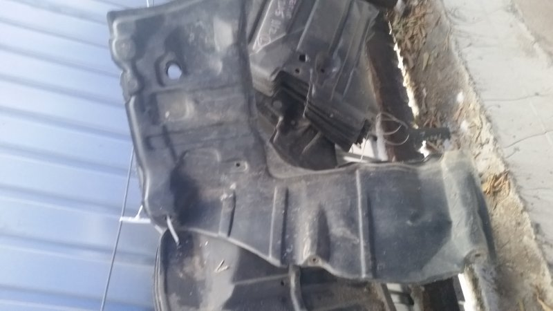 Защита двс Toyota Corolla AE110 передняя правая (б/у)