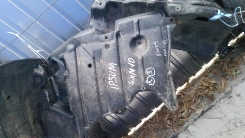 Защита двс Toyota Nadia SXN15 передняя правая (б/у)
