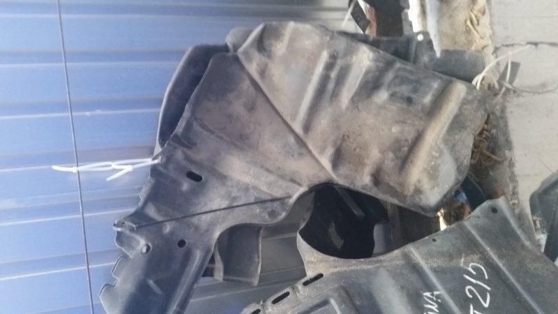 Защита двс Toyota Starlet EP91 передняя правая (б/у)
