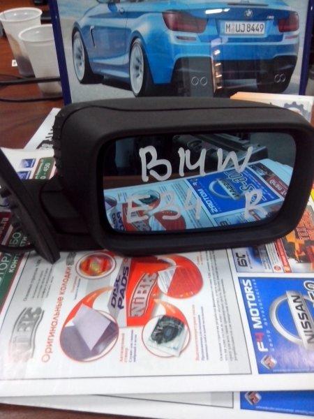 Зеркало Bmw E34 E34 до 1995 переднее правое (б/у)