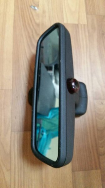 Зеркало салона Bmw 5-Series E39 M54 (б/у)