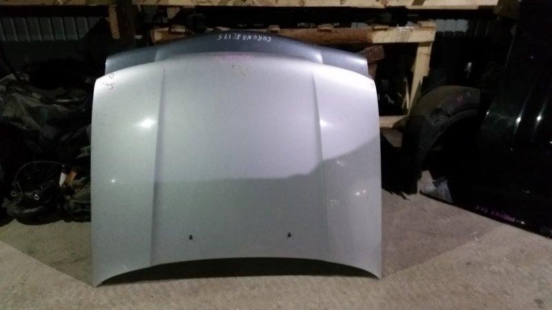 Капот Nissan Primera P10 передний (б/у)