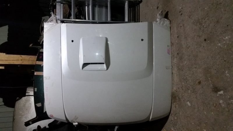 Капот Nissan Safari Y61 передний (б/у)