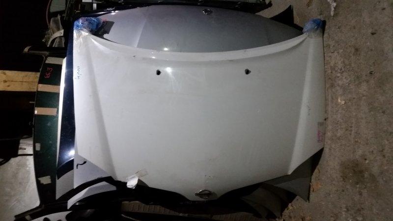Капот Nissan Tino V10 передний (б/у)