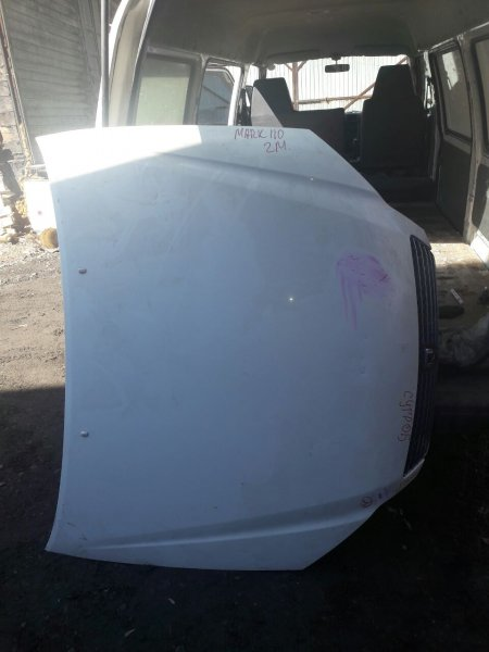Капот Toyota Mark Ii GX110 передний (б/у)