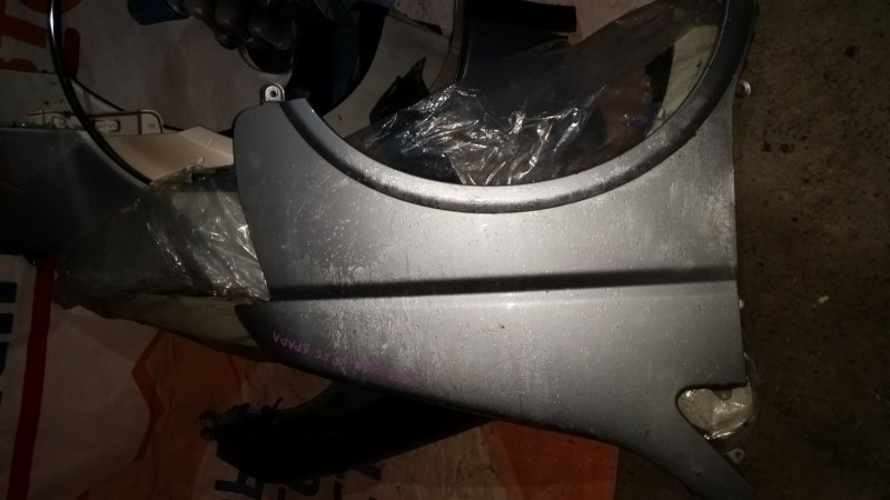 Крыло Honda Stepwgn RF5 переднее правое (б/у)