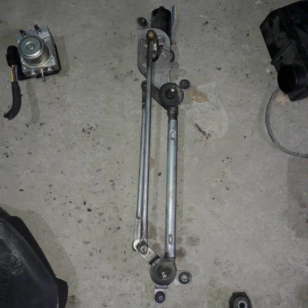 Механизм дворников Nissan X-Trail TNT31 QR25 2007 (б/у)