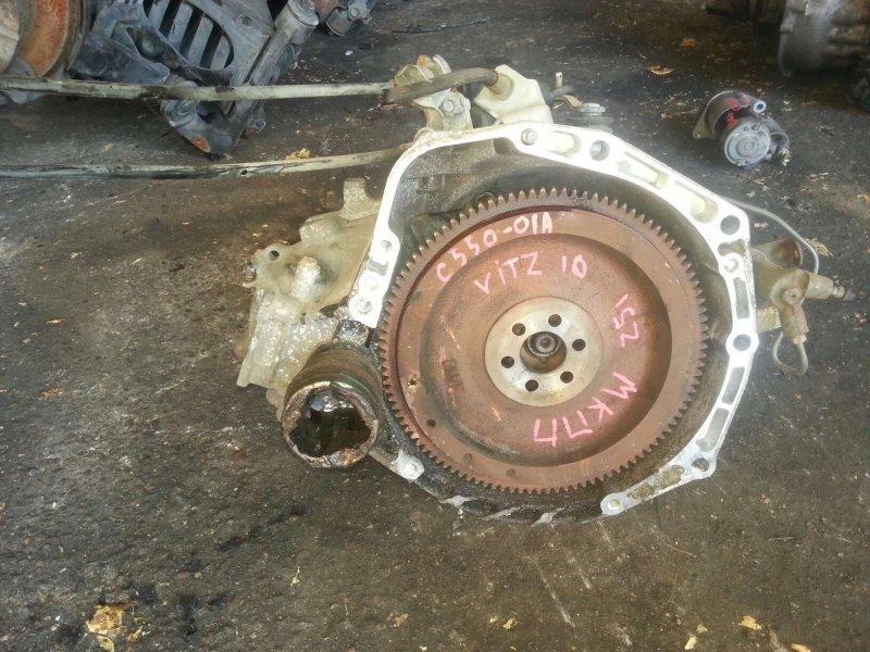 Мкпп Toyota Vitz SCP10 1SZ (б/у)