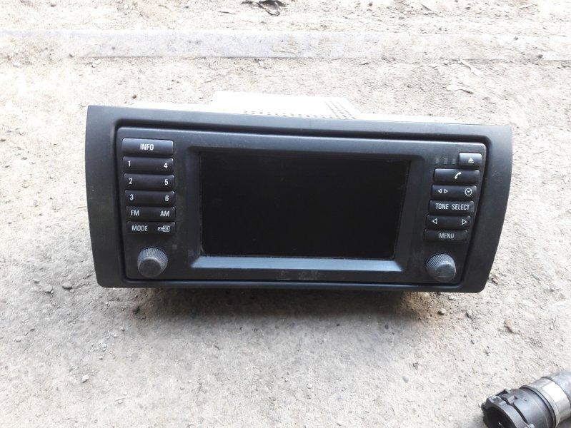 Монитор Bmw X5 E53 M54 2004 (б/у)