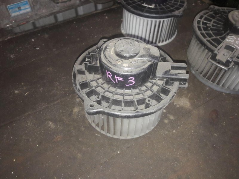 Мотор печки Honda Stepwgn RF3 (б/у)