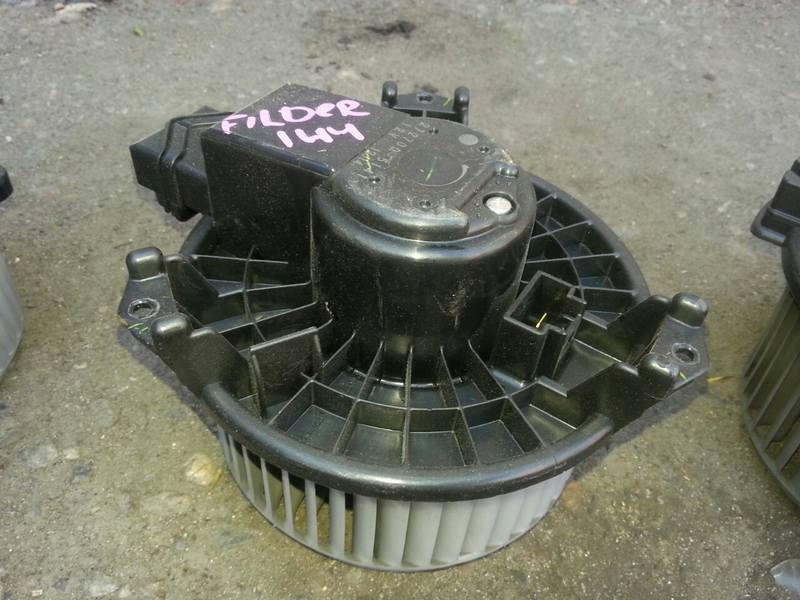 Мотор печки Toyota Fielder NZE144 (б/у)