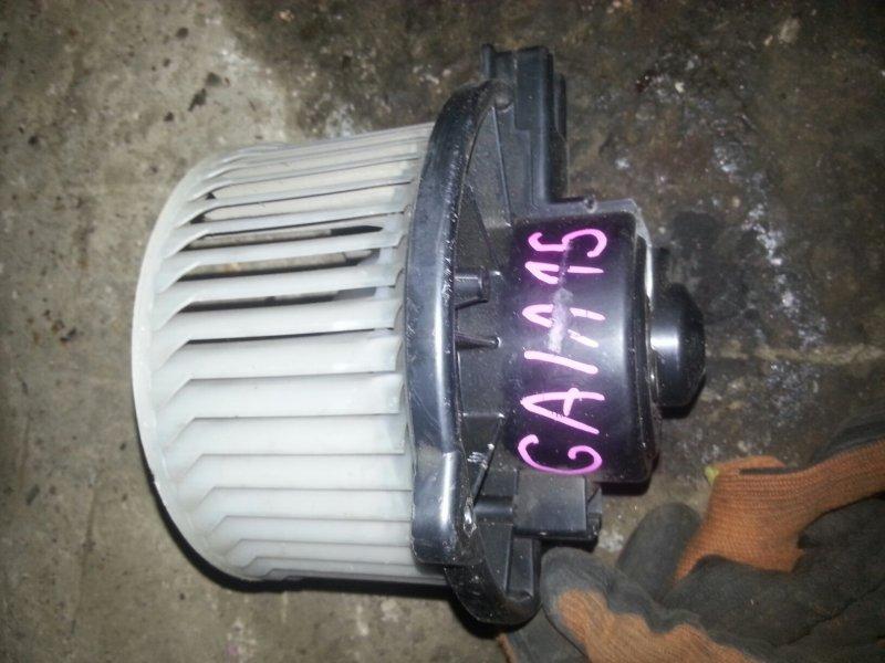 Мотор печки Toyota Gaia SXM15 (б/у)