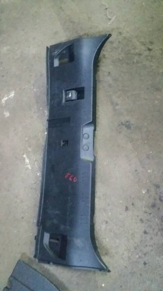 Накладка замка багажника Bmw 5-Series E60 M54 2004 (б/у)