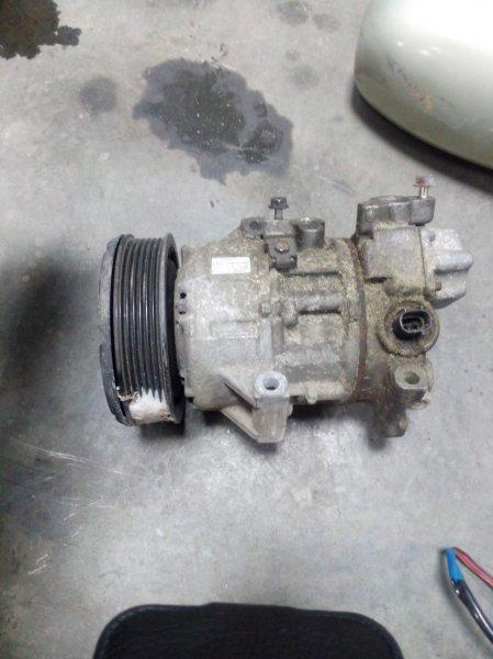 Насос кондиционера Toyota N 890 4G64 (б/у)