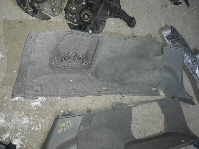 Обшивка багажника Nissan Avenir W11 QG18 1999 левая (б/у)