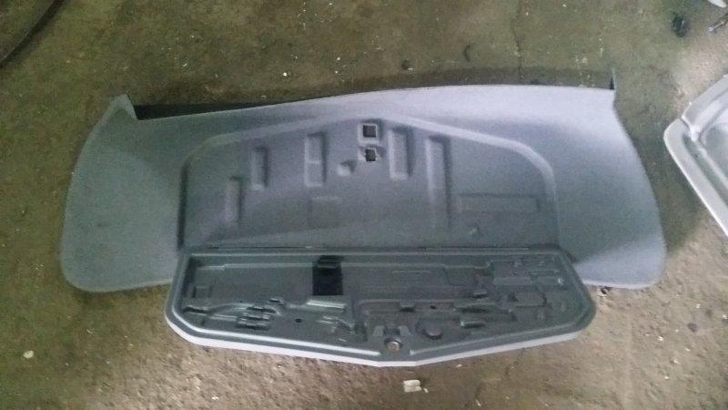 Обшивка крышки багажника Bmw 5-Series E39 M52 1996 (б/у)