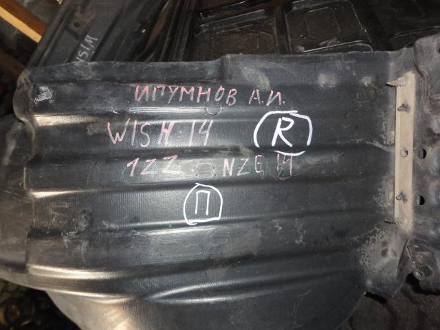 Подкрылок Toyota Wish ZNE10 передний правый (б/у)