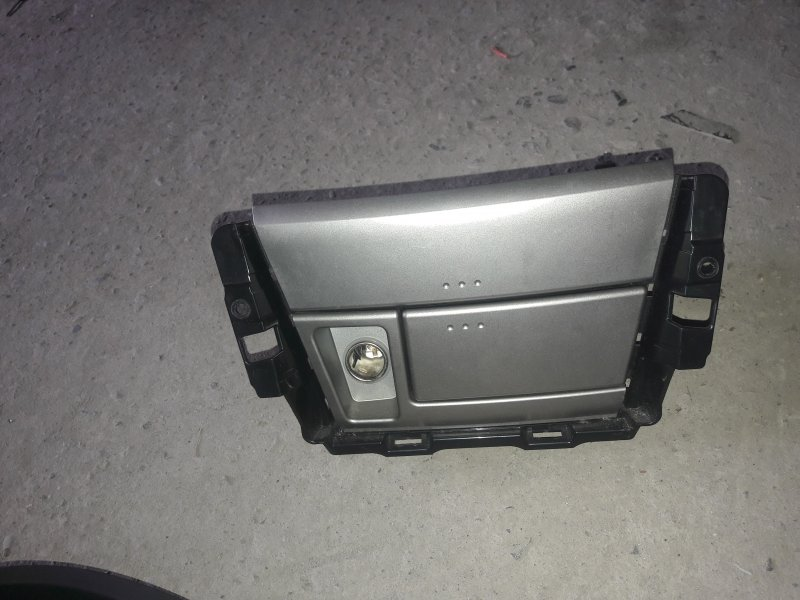 Прикуриватель Toyota Camry ACV40 2AZ 2006 (б/у)