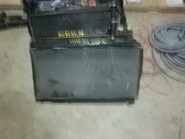 Радиатор Honda Spike GK1 L15A (б/у)