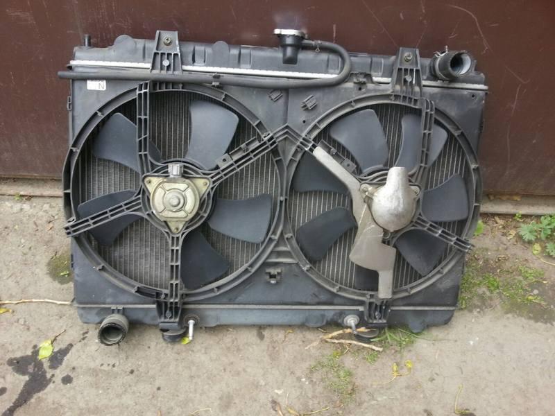 Радиатор Nissan Avenir W11 SR20 (б/у)