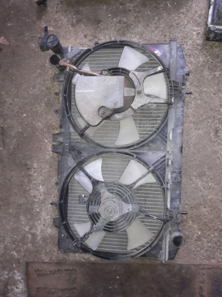 Радиатор Nissan Sunny FB14 GA15 (б/у)