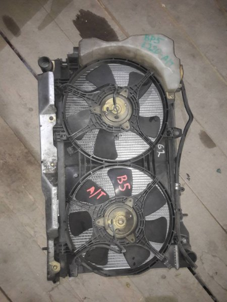 Радиатор Subaru Legacy BP5 EJ20 (б/у)