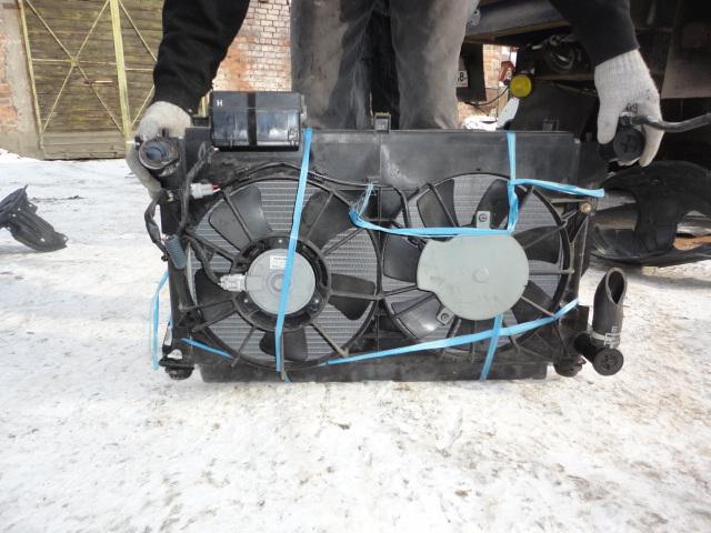 Радиатор Toyota Avensis AZT250 1AZ (б/у)