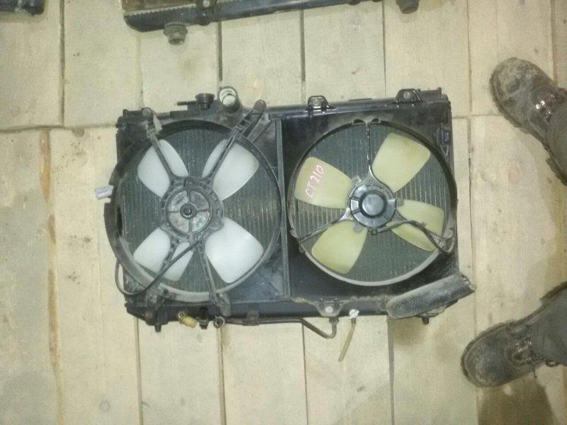 Радиатор Toyota Carina CT210 2CT (б/у)