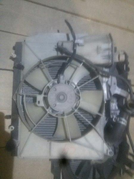 Радиатор Toyota Funcargo NCP20 1NZ (б/у)