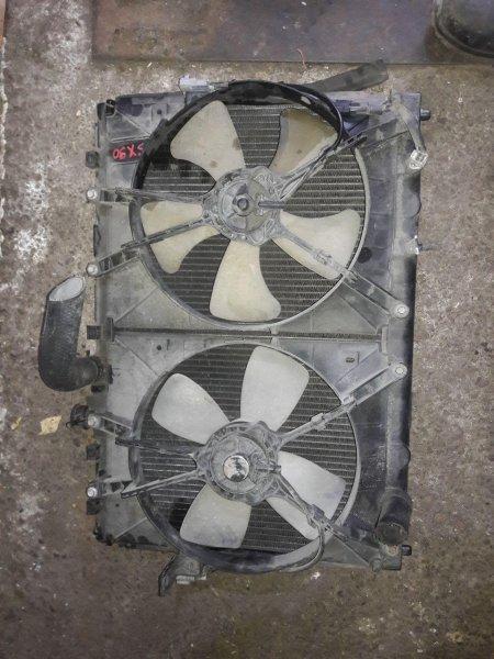 Радиатор Toyota Mark Ii SX90 4S (б/у)