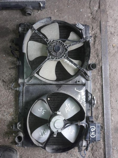 Радиатор Toyota Premio ST210 3S (б/у)