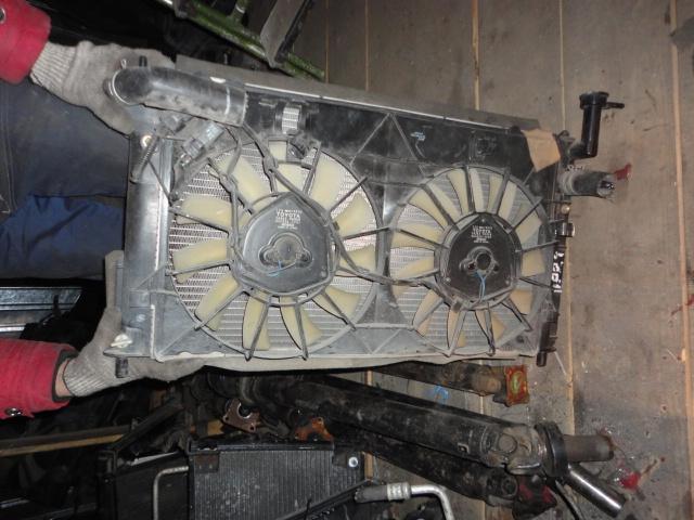 Радиатор Toyota Prius NHW11 1NZ (б/у)