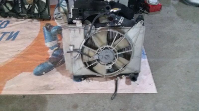 Радиатор Toyota Raum NCZ25 1NZ (б/у)