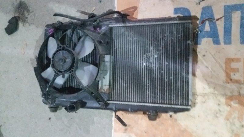 Радиатор Toyota Spacio AE115 7A (б/у)