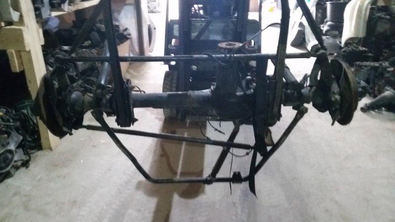 Редуктор рулевой Suzuki Jimny JB23W K6AT (б/у)