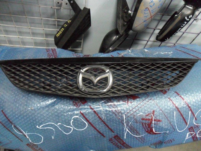 Решетка Mazda Familia BJFW (б/у)