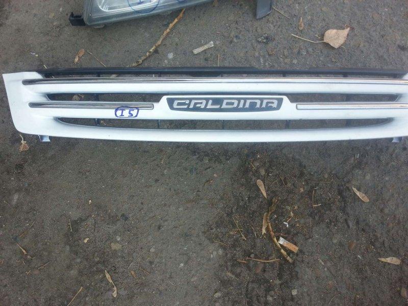 Решетка Toyota Caldina AT210 (б/у)