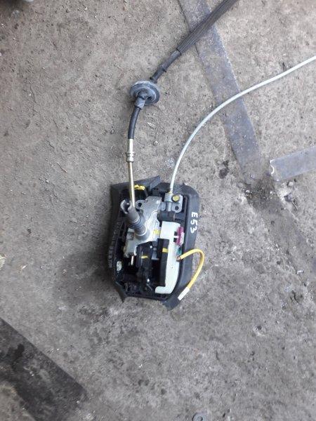 Селектор акпп Bmw X5 E53 M54 2004 (б/у)
