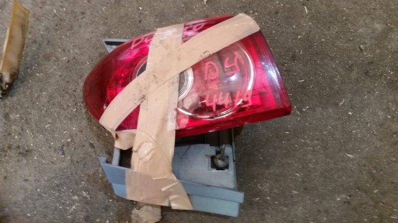 Стоп Mazda Demio DY3W задний левый (б/у)