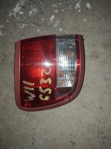 Стоп Nissan Avenir W11 QG18 1999 задний левый (б/у)