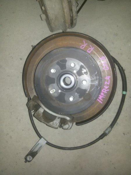 Ступица Subaru Impreza GH8 задняя правая (б/у)