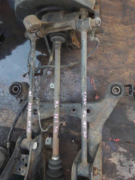 Тяга подвески Nissan X-Trail NT30 QR20 2003 задняя левая (б/у)