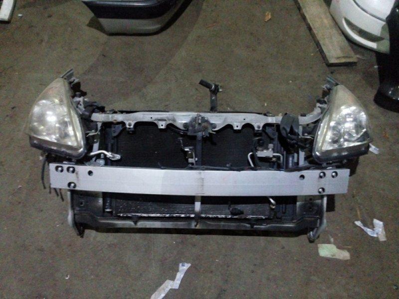Усиление бампера Toyota Wish ZNE10 (б/у)