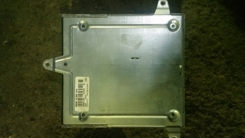 Усилитель звука Bmw 5-Series E39 M54 (б/у)