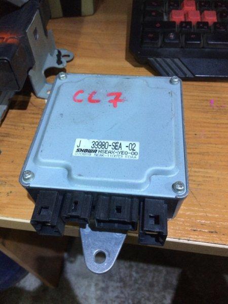 Блок управления рулевой рейкой Honda Accord CL7 K20A 2007 (б/у)