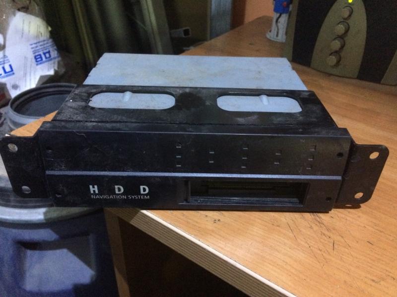 Блок навигации Bmw 5-Series E60 N52B30 2007 (б/у)