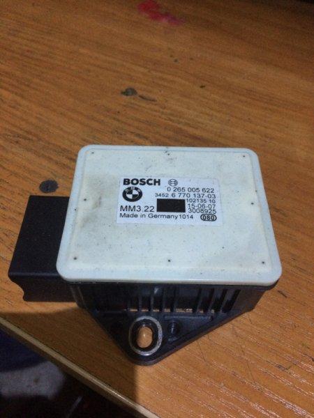 Датчик ускорения Bmw 5-Series E60 N52B30 2007 (б/у)