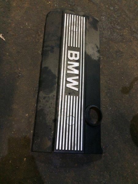 Крышка двс декоративная Bmw 5-Series E60 M54B30 2004 (б/у)