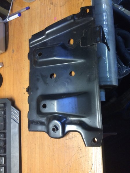 Подставка под аккумулятор Nissan Teana J32 VQ25 2013 (б/у)